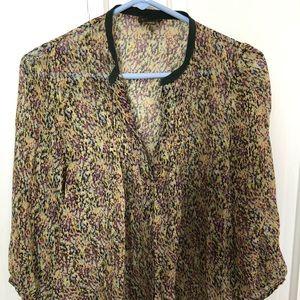 Pretty Anthro blouse